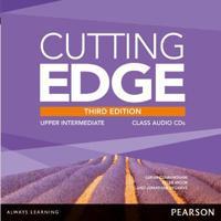 Cutting Edge 3rd Edition Upper Intermediate Class CD