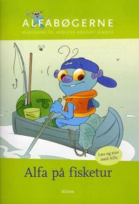 Alfa på fisketur