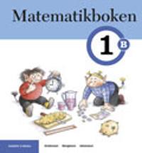 Matematikboken 1 B Elevbok