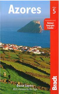 Bradt Travel Guide Azores
