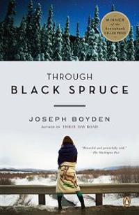Through Black Spruce