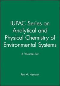 Iupac Series on Analytical And Physical Chemistry of Environmental Systems