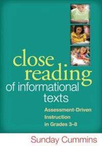 Close Reading of Informational Texts