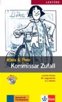 Kommissar Zufall (Stufe 2) - Buch mit Mini-CD