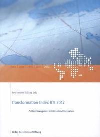 Transformation Index BTI 2012