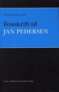 Festskrift til Jan Pedersen