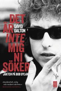 Det är inte mig ni söker : jakten på Bob Dylan