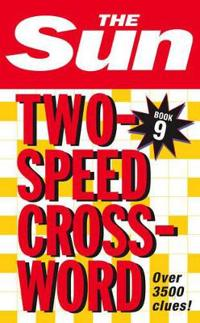 The Sun Two-speed Crossword Book 9