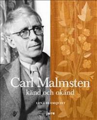 Carl Malmsten känd och okänd