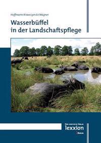 Wasserbuffel in Der Landschaftspflege