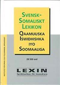 Svensk-somaliskt lexikon