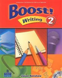 Boost! Writing Level 2 SB w/CD
