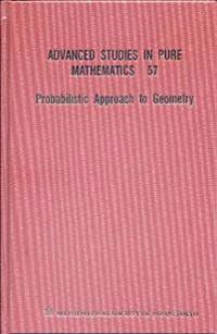 Probabilistic Approach to Geometry