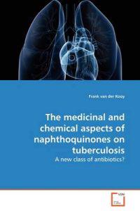 The Medicinal and Chemical Aspects of Naphthoquinones on Tuberculosis