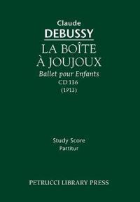 La Boite a Joujoux, CD 136