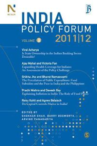 India Policy Forum 2011/12