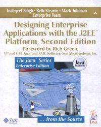 Designing Enterprise Applications with the J2EE (TM) Platform