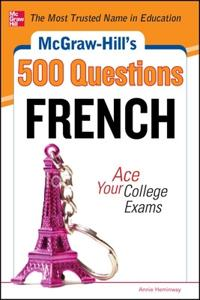 McGraw-Hill's 500 French Questions
