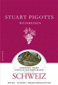 Stuart Pigotts Weinreisen