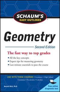 Schaum's Easy Outlines of Geometry
