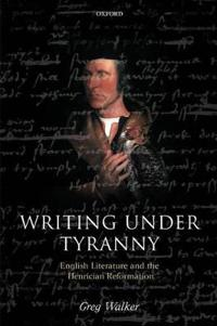 Writing Under Tyranny