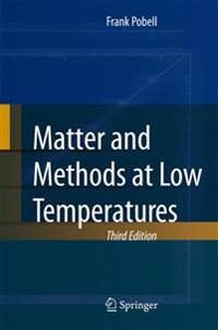 Matter and Methods at Low Temperatures