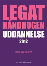 Legathåndbogen uddannelse 2012