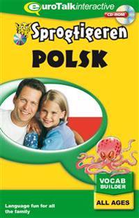 Mina första ord. Polska