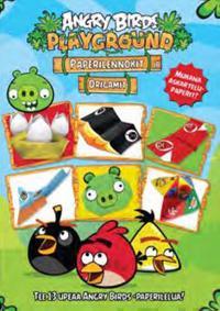 Angry Birds - Paperilennokit ja origamit