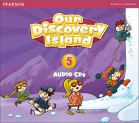 Our Discovery Island American Edition Audio CD5