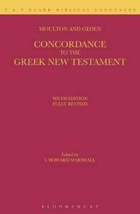 Concordance to the Greek Testament