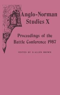 Anglo-Norman Studies X