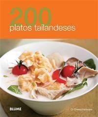 200 Platos Tailandeses