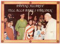 Påvens julbrev till alla barn i världen