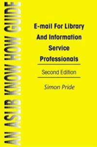Email For Library&Info Serv Pr