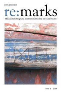 Re: Marks 1 (2013): The Journal of Signum, International Society for Mark Studies