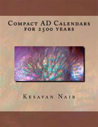 Compact Ad Calendars for 2500 Years