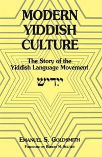Modern Yiddish Culture