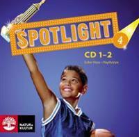 Spotlight 4 Lärar-cd