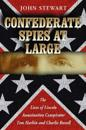 Confederate Spies at Large