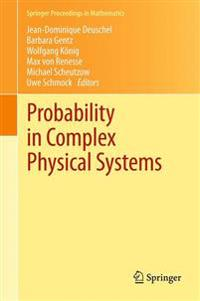 Probability in Complex Physical Systems
