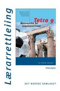 Tetra 9 - May Britt Hagen, Synnöve Carlsson, Karl-Bertil Hake, Birgitta Öberg | Ridgeroadrun.org