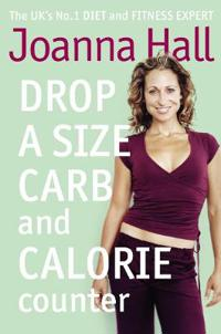 Drop a Size Calorie and Carb Counter