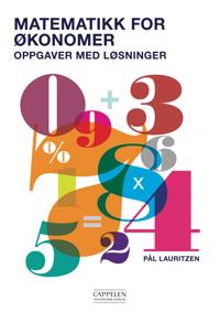 Matematikk for økonomer - Pål Lauritzen pdf epub