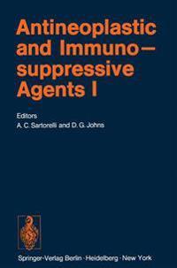Antineoplastic and Immunosuppressive Agents