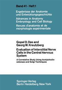 Evaluation of Interstitial Nerve Cells in the Central Nervous System