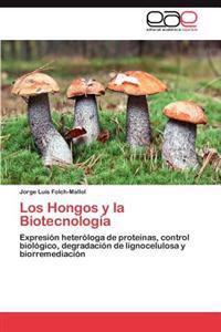 Los Hongos y La Biotecnologia