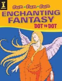 Enchanting Fantasy Dot to Dot
