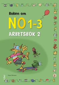 Boken om NO 1-3 Arbetsbok 2