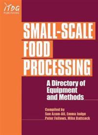 Small-Scale Food Processing